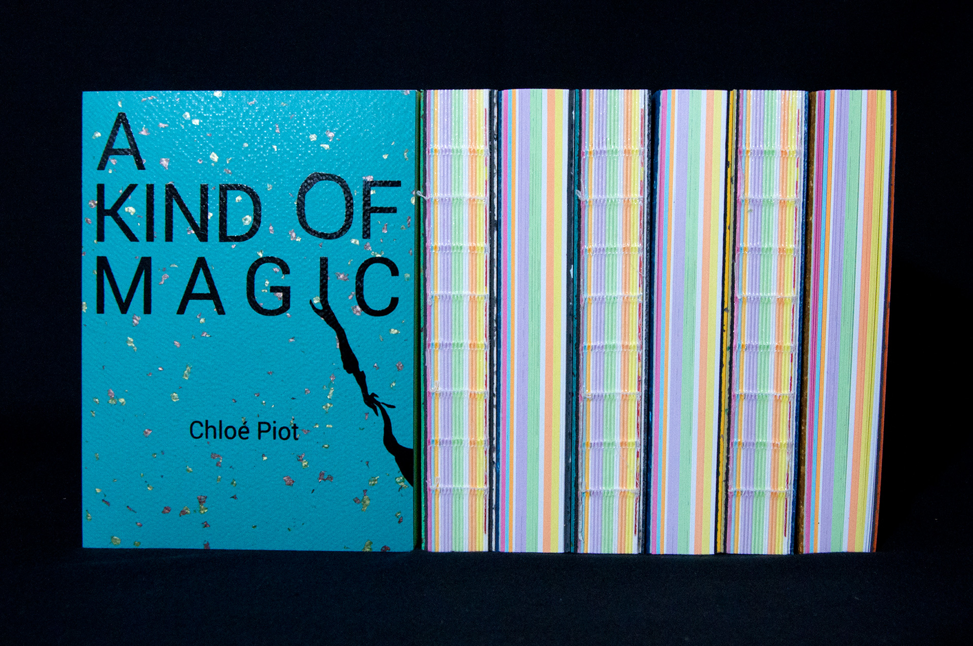 A Kind of Magic - Chloé Piot