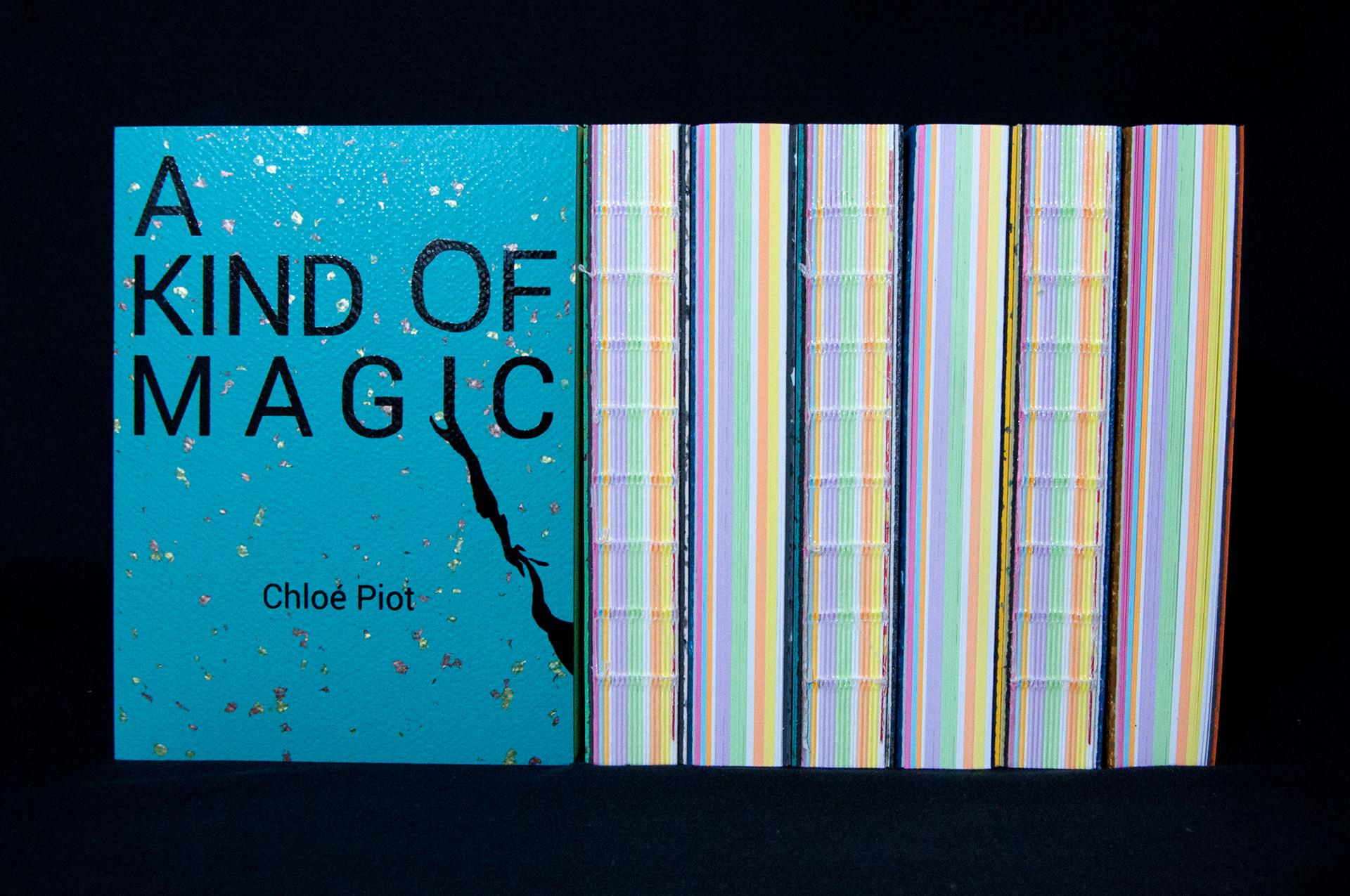 A Kind of Magic - Chloé Piot