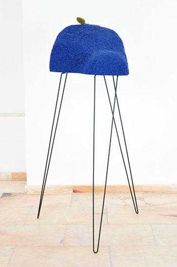 Chloé Piot Blue Velvet