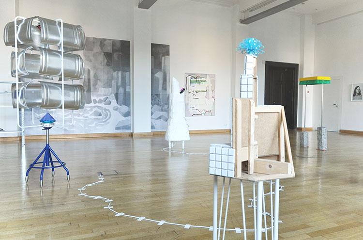 Exhibition Meisterschülerausstellung