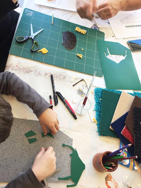 workshop Piot FRAC Poitou-Charentes