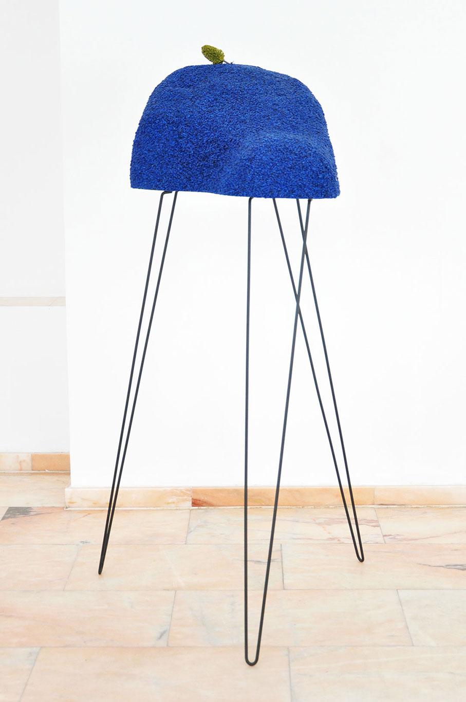 Blue velvet, 2016 – Chloé Piot