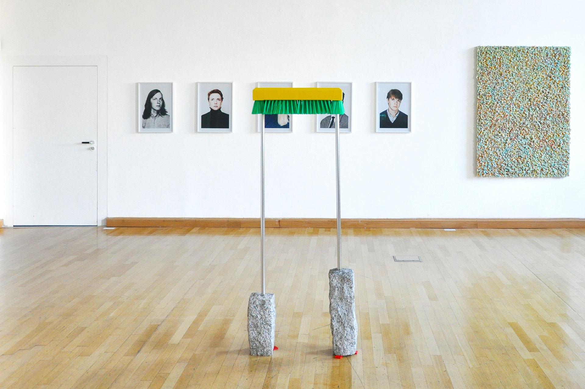 Exhibition Meisterachülerausstelung, 2017, HGB Leipiz