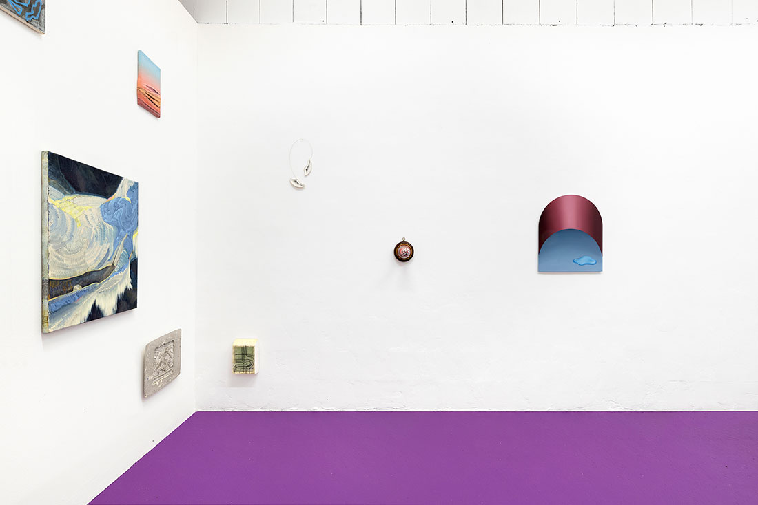 Exhibition Appendix, 2021, Galerie She Bam!, Leipizig, Germany – Chloé Piot